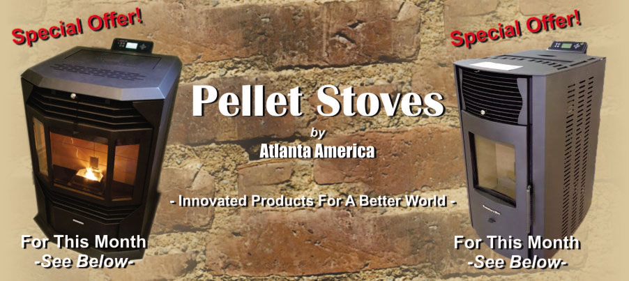 Pellet Stoves - Special Offer - this month
